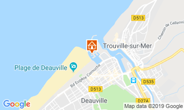 Carte Deauville Studio 18891