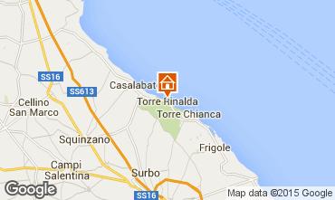 Carte Lecce Appartement 99837