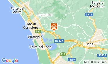 Carte Viareggio Appartement 114660