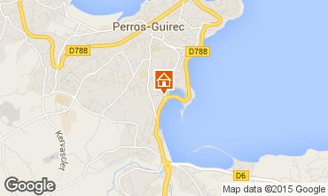 Carte Perros-Guirec Appartement 35891
