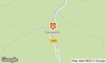 Carte Cauterets Studio 14554