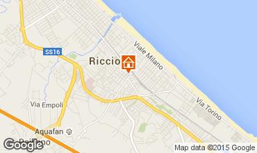 Carte Riccione Appartement 99413