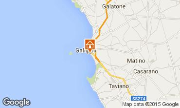 Carte Gallipoli Appartement 85068