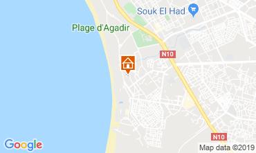 Carte Agadir Appartement 76325