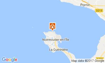 Carte Noirmoutier en l'Île Maison 111693
