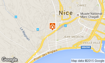 Carte Nice Appartement 76250