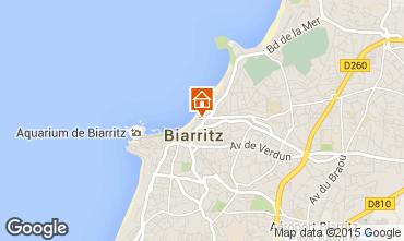 Carte Biarritz Studio 50968