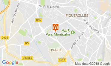 Carte Montpellier Appartement 113643