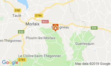 Carte Morlaix Gite 118940