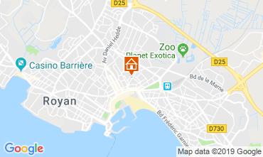 Carte Royan Appartement 119530