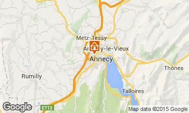 Carte Annecy Studio 79533