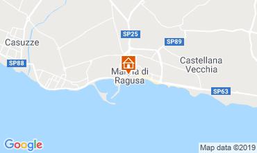 Carte Marina di Ragusa Appartement 119624