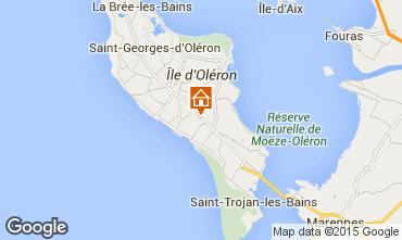 Carte Dolus d'Oléron Mobil-home 72578
