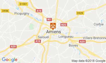 Carte Amiens Appartement 117425
