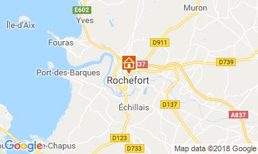 Carte Rochefort sur Mer Studio 113405