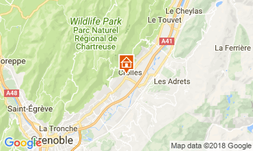 Carte Grenoble Maison 115405