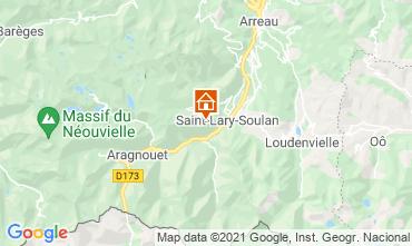 Carte Saint Lary Soulan Studio 58811