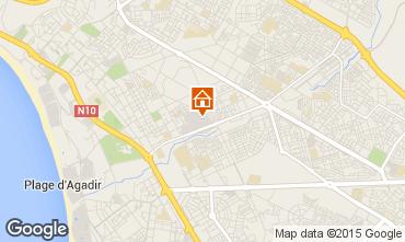 Carte Agadir Appartement 92748