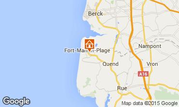 Carte Fort Mahon Maison 10867