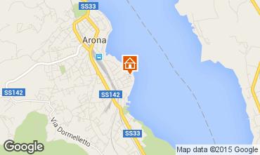 Carte Arona Appartement 36668