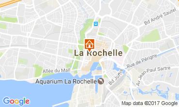 Carte La Rochelle Studio 86329