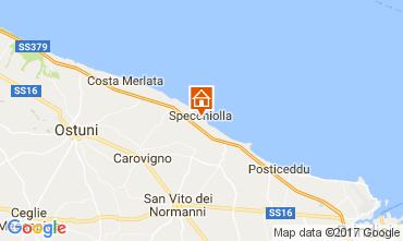 Carte Ostuni Villa 110104
