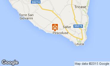 Carte Pescoluse Appartement 95743