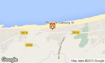 Carte Cabourg Maison 10749
