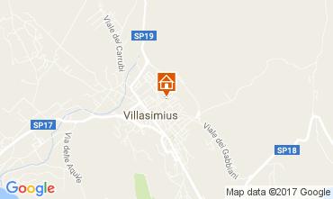Carte Villasimius Appartement 110509