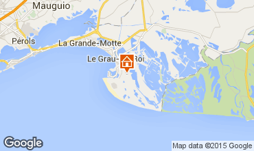 Carte Port Camargue Appartement 74667