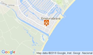 Carte Empuriabrava Appartement 108974