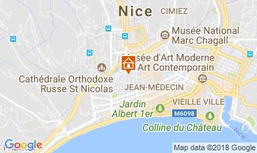 Carte Nice Appartement 114672