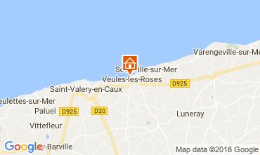 Carte Veules-les-Roses Villa 115186