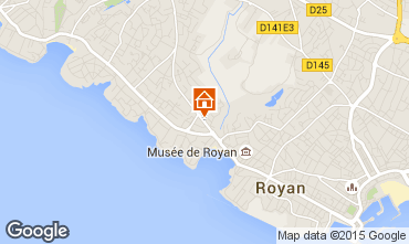 Carte Royan Appartement 22256