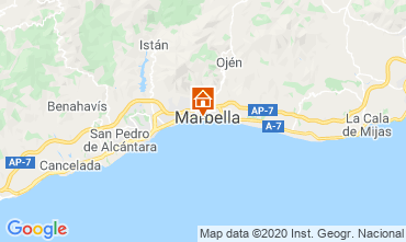 Carte Marbella Appartement 75680