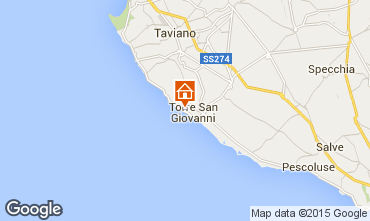 Carte Ugento - Torre San Giovanni Appartement 87709