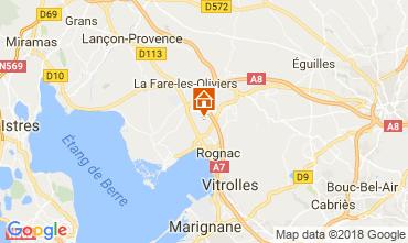 Carte Aix en Provence Villa 115046