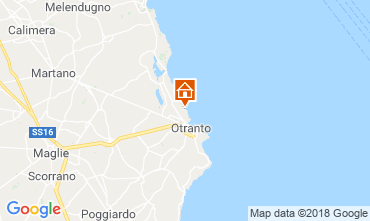 Carte Otranto Villa 116510
