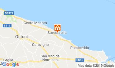 Carte Ostuni Villa 118206