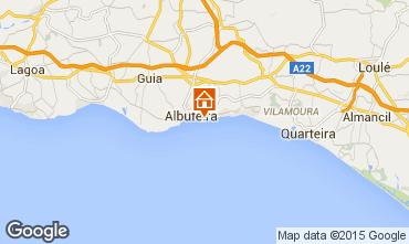 Carte Albufeira Appartement 78072