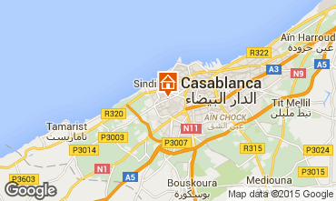 Carte Casablanca Appartement 97061