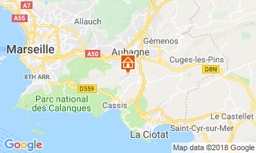 Carte Carnoux-en-Provence Appartement 116996