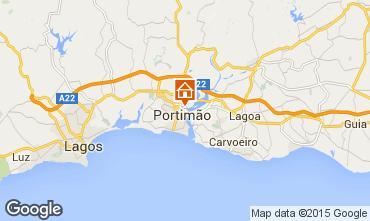Carte Portimão Appartement 57407