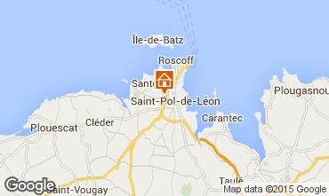 Carte Saint-Pol-de-Léon Maison 80952