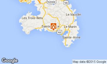 Carte Sainte Luce Appartement 90582
