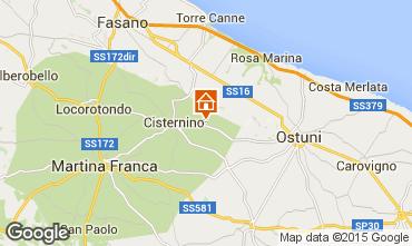 Carte Cisternino Maison 31698