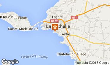 Carte La Rochelle Studio 63621