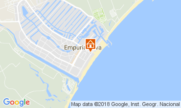 Carte Empuriabrava Appartement 112753