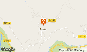 Carte Alpe d'Huez Maison 29