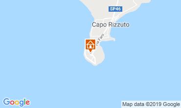 Carte Isola di Capo Rizzuto Bungalow 26144